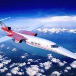 Aernnova diseñará el Fuselaje Central del avión supersónico AS2