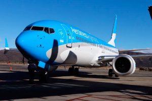 Aerolíneas Argentinas alcanza su mejor semana en términos de puntualidad
