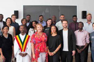Seleccionadas las diez startups tecnológicas más importantes de África para el programa acelerador #Africa4Future