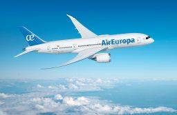 Air Europa incorpora Sao Paulo a su red de destinos Dreamliner