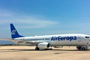 Air Europa oferta 7.600 plazas adicionales a Baleares y Canarias en Semana Santa