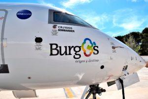 Arranca la ruta de Air Nostrum que conecta Burgos con Barcelona