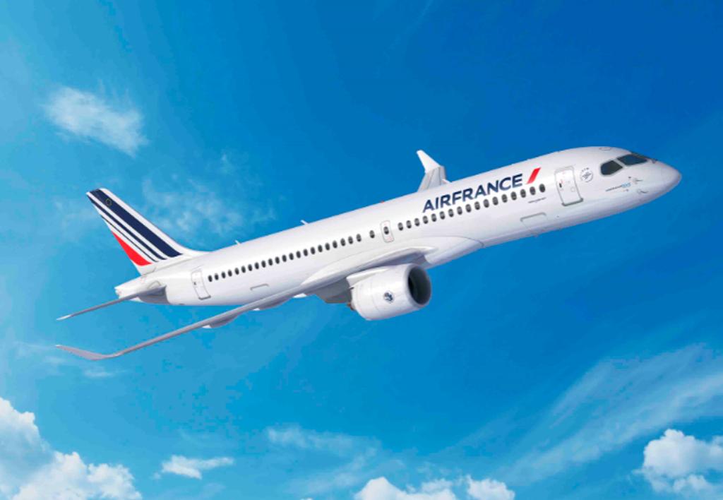 Air France, A220
