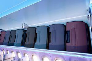 American Airlines instalará compartimentos para equipaje más amplios en 202 de sus A321 en servicio