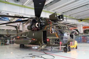Airbus se adjudica un contrato para renovar 26 helicópteros CH-53 alemanes
