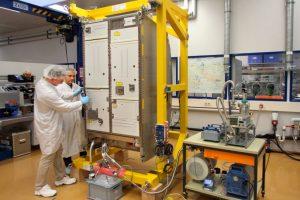 Airbus suministra un nuevo sistema de soporte vital para la ISS