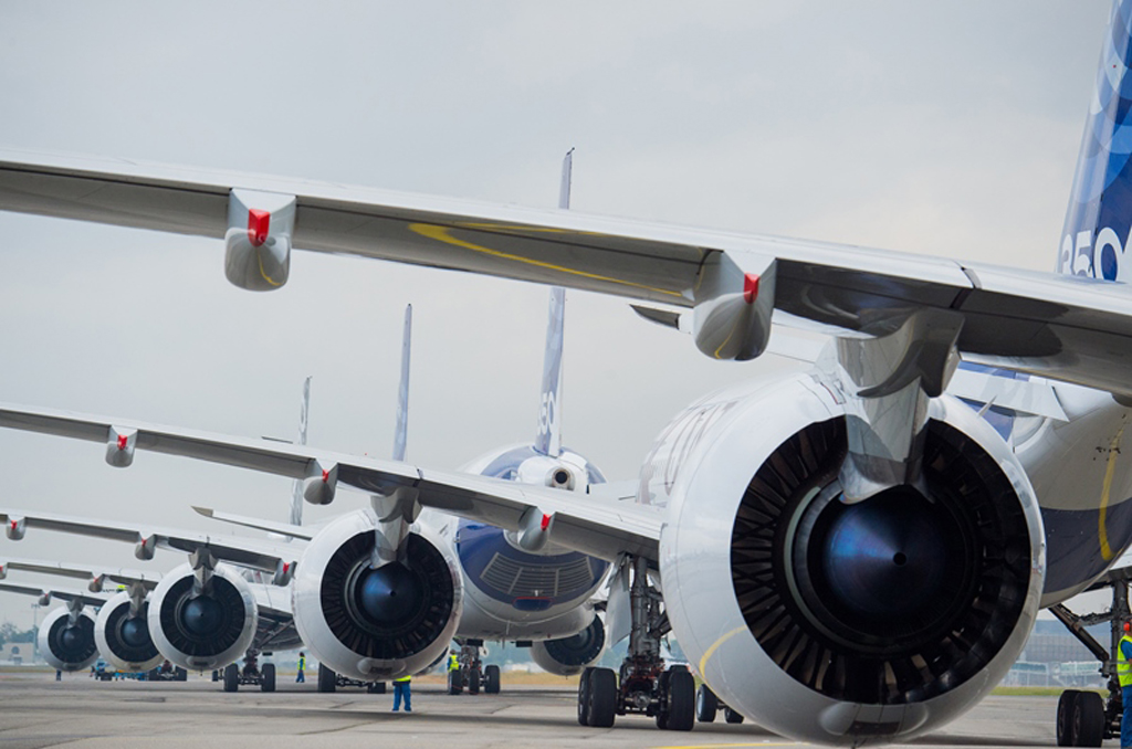 A350, Airbus