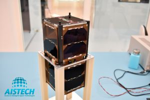 Aistech Space lanza al espacio su segundo satélite