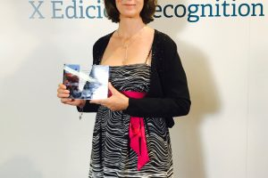 Madrid Recognition Night premia la labor de Alicia Morales