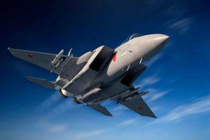 JASDF F-15JSI (Boeing rendering)