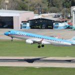 La crisis del covid empuja una fusión entre Aerolíneas Argentinas y Austral
