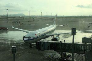 Air China inaugura un vuelo directo a Shanghái