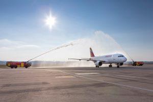 Iberia comienza a operar a Basilea