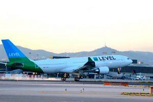 Nuevos aviones para LEVEL