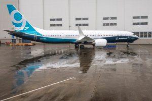 Boeing presenta el primer 737 MAX 9