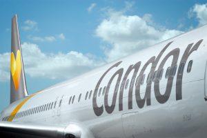 Condor inaugura vuelos a San Diego