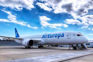 B787, Air Europa