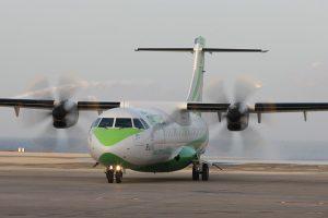 Binter refuerza los vuelos de Tenerife Sur y El Hierro con Gran Canaria