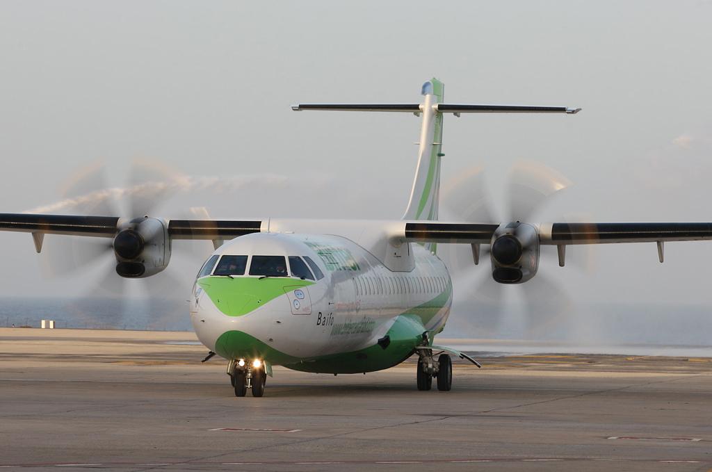 ATR, Binter, Avión