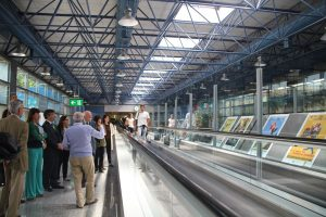 Barajas registra más de 20,6 millones de pasajeros en lo que va de año
