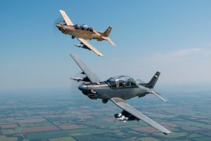 Beechcraft, AT-6, Wolverine, Textron