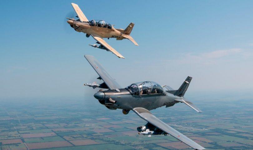 Beechcraft, AT-6, Wolverine, Textron
