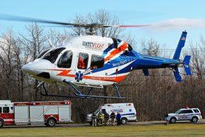 Bell Helicopter anunció la firma de un acuerdo por 3 Bell 429 adicionales a Mercy Flight