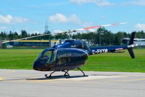 Bell comienza a entregar 9 Bell 505 Jet Ranger Xs en Chile