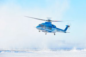 El Bell 525 reanuda su programa de pruebas en vuelo