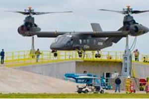 """El Prototipo Bell V-280 """"Valor"""" comienza las pruebas en tierra"""