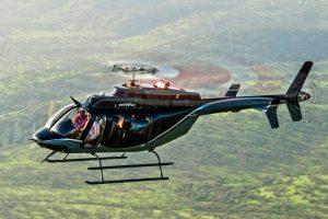 Shaanxi Helicopter firma un acuerdo por la compra de 100 helicópteros Bell 407GXP