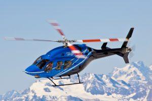 Bell Helicopter anuncia ventas de helicópteros con configuración VIP en Europa