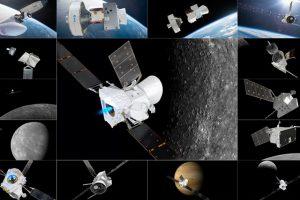 BepiColombo, la primera misión europea a Mercurio, inicia los preparativos para el lanzamiento