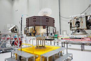 BepiColombo en el Puerto Espacial Europeo