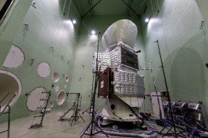Thales Alenia Space realiza las pruebas finales de BepiColombo