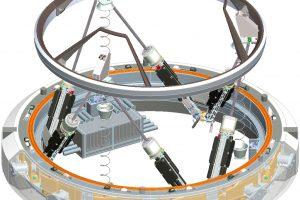 SENER trabaja para la NASA en un sistema de acoplamiento a la Estación Espacial Internacional