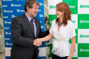 Binter renueva su convenio con ECCA