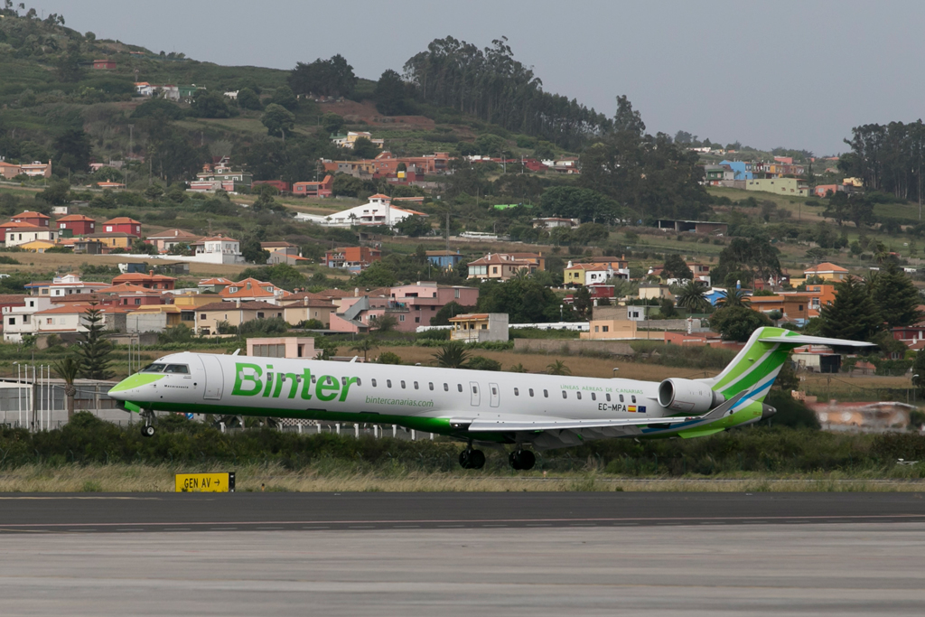Binter, avión