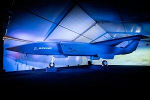 Boeing presenta un nuevo sistema no tripulado militar