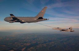 El programa Boeing KC-46 Tanker completa la prueba de vuelo para la certificación FAA