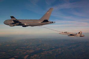 El programa KC-46 Tanker de Boeing completa el proceso de certificación con la FAA
