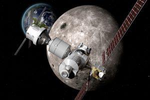 Boeing desvela sus conceptos del espacio profundo para la exploración de la Luna y Marte