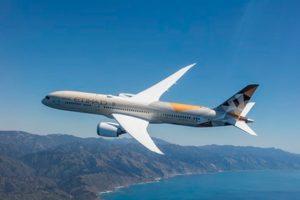 Etihad Airways optimizará sus operaciones con las soluciones de administración de tripulación de Boeing