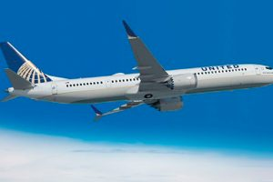 United Airlines se convierte en el mayor cliente del 737MAX-10