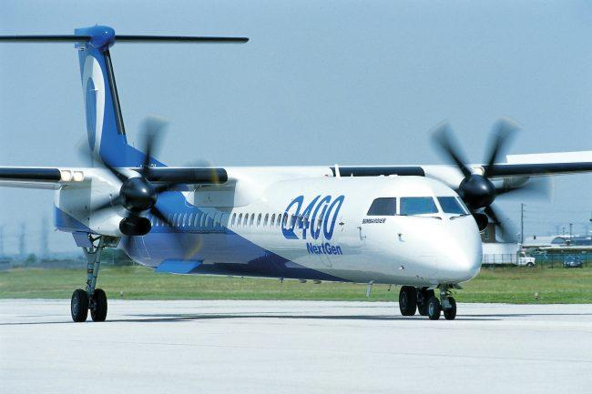 Bombardier vende también el programa Q400
