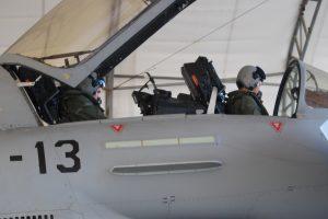 Al Ejército del Aire le faltan pilotos
