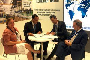 CATEC y Alestis firman un acuerdo sobre fabricación aditiva