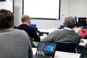 CATEC acoge una jornada de trabajo en el marco del proyecto europeo STEPHANIE