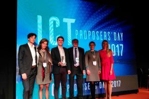 CATEC obtiene el premio Innovation Radar Prize 2017