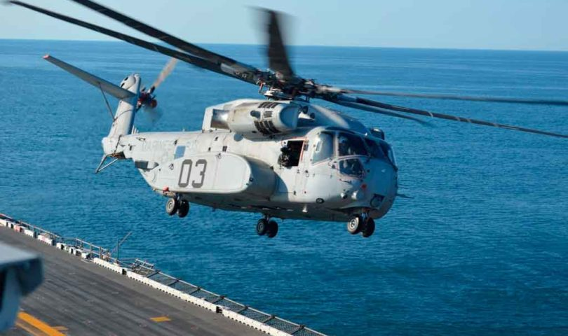 CH-53K King Stallions